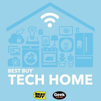 Best Buy Tech Home Mall of America