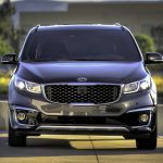 The 2017 Kia Sedona Earns The Top Safety Pick From The IIHS