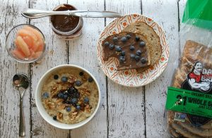 Fall Back in Love with Breakfast with Dave's Killer Bread