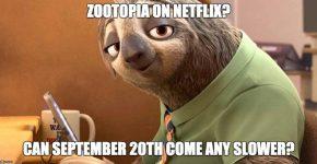 Disney Zootopia Netflix