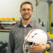 Kyle Lamson, Director of New Product Innovation at Xenith