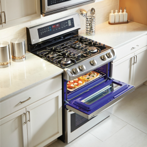 LG ProBake Double Oven Could be the New Statement Piece in Your Kitchen