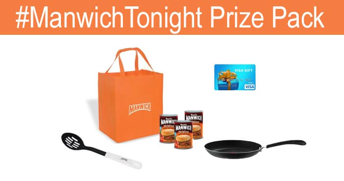Join the #ManwichTonight Twitter Party, 10/18 at 7pm CT for fun and tasty @Manwich prizes! #ad