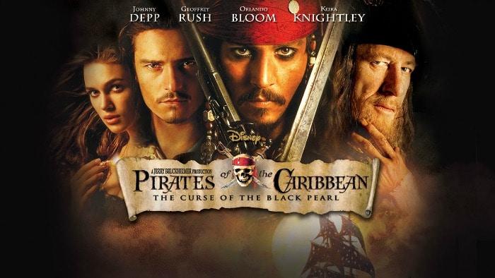 Pirates of the Caribbean Disney
