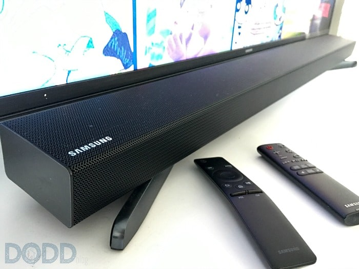 Samsung Sound Bar at Best Buy