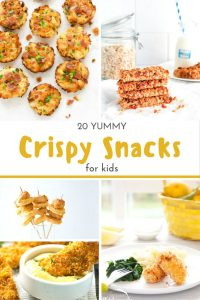 20 Yummy Crispy Snacks For Kids