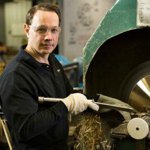Kronos American Worker Paul Francis of Zildjiian Cymbals