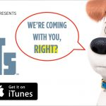 Max and Friends are Coming Home! The Secret Life of Pets on iTunes and More #TheSecretLifeOfPets