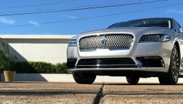 Top 5 Reasons the 2017 Lincoln Continental is a Game Changer