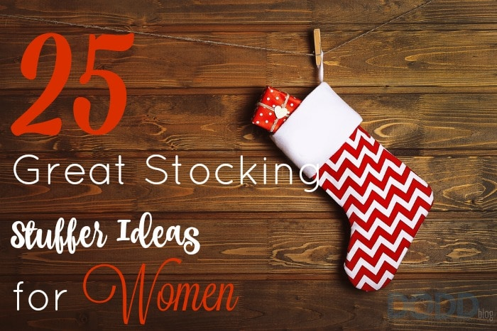 25 Awesome Stocking Stuffer Ideas for Women