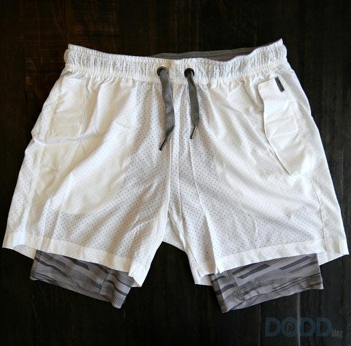 2(X)IST Men's Activewear Shorts
