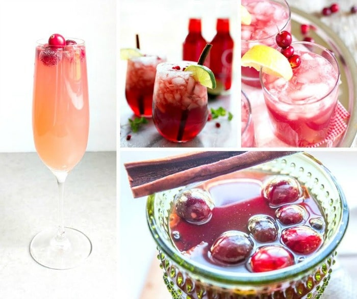 Non alcoholic holiday drinks