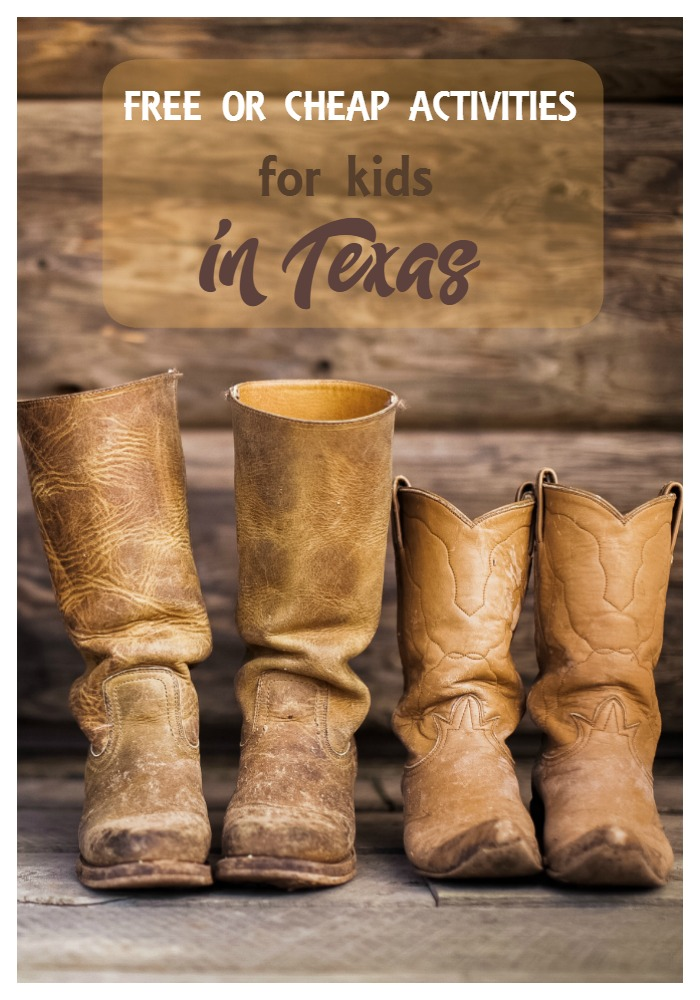 Activities for Kids in Texas