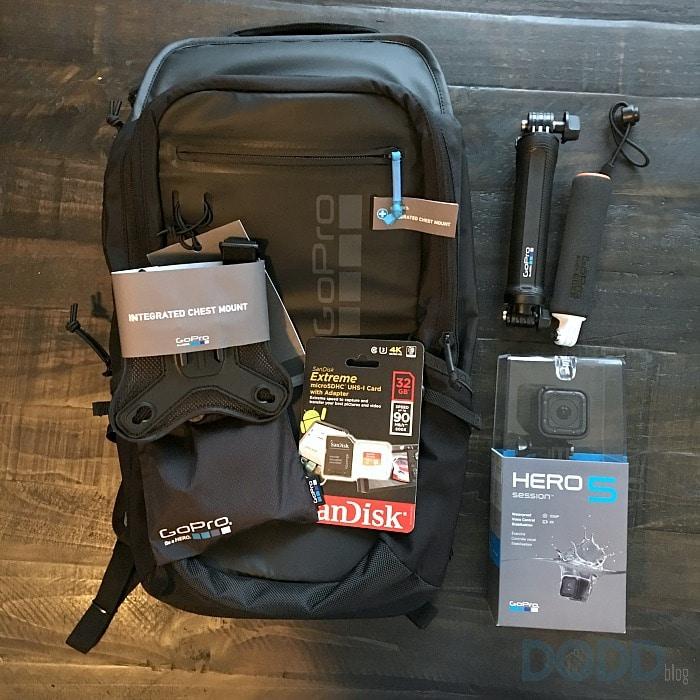 GoPro Giveaway – GoPro Hero5 Session