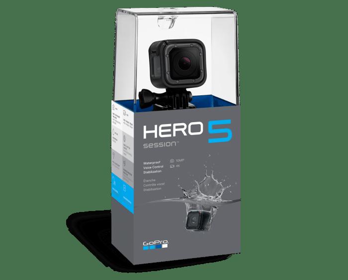 GoPro Giveaway - GoPro Hero5 Session