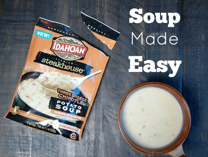 Steakhouse Soup Made Easy
