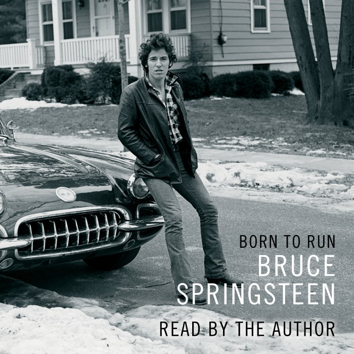 Catching Up with my Old Friend Bruce Springsteen on Audible With his new book Born to Run. #audible #ad