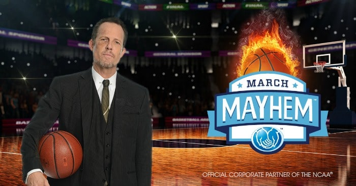 I am Using the Allstate Bracket Predictor to Help Me Win My March Madness Tournament