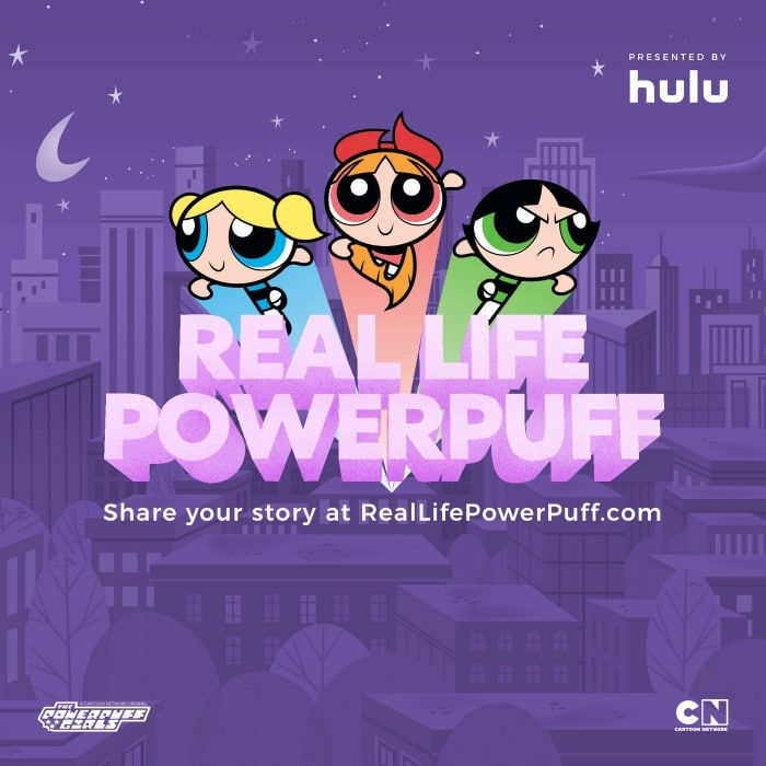 Powerpuff Girls on Hulu Real Life Powerpuff Girl