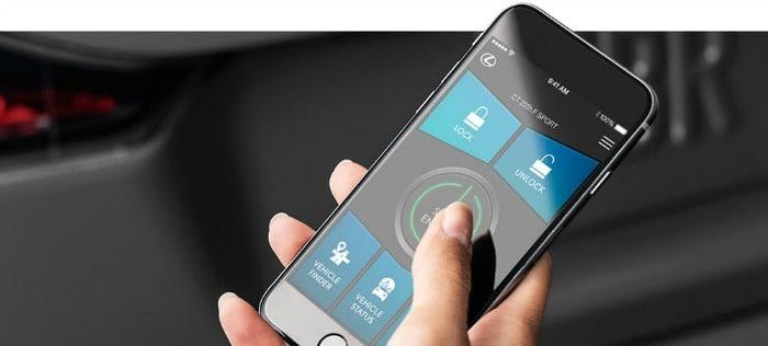 Lexus Enform App
