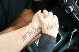 Hold Your Half Accountable During Distracted Driving Month