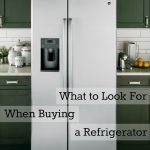 What to Look for When Buying a Refrigerator