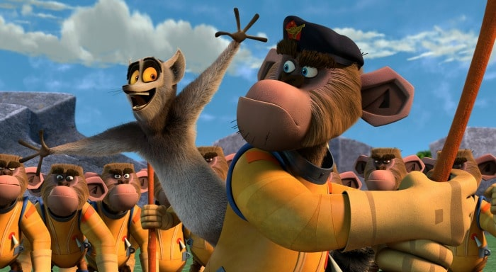 All Hail King Julien is back for another season on Netflix #StreamTeam