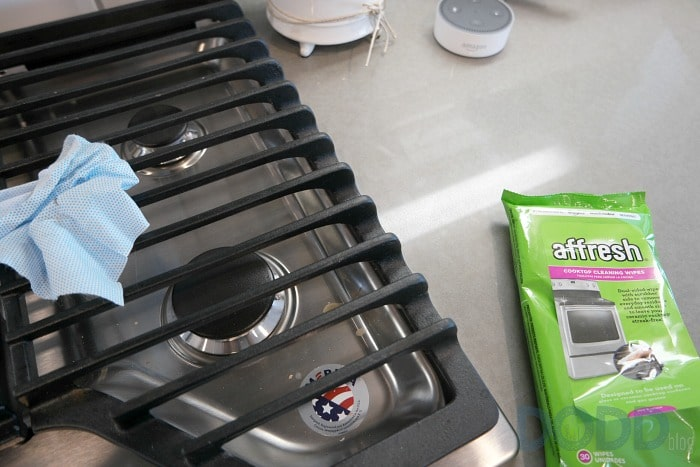 How I Keep My Kitchen Clean Amidst My Busy Schedule. #affresh #ad
