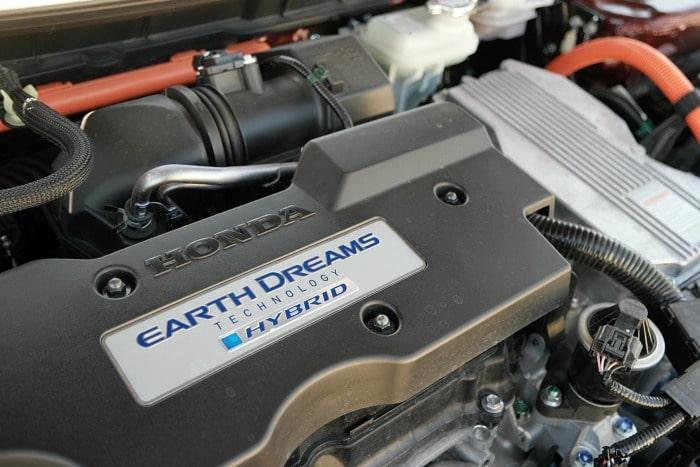 Honda Accord Hybrid Touring