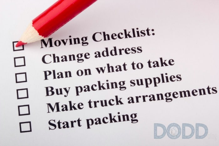 My Top 5 Tips for Moving