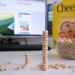 Stacking Cheerios – Life of Dad