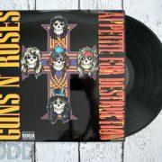 Guns N Roses LP