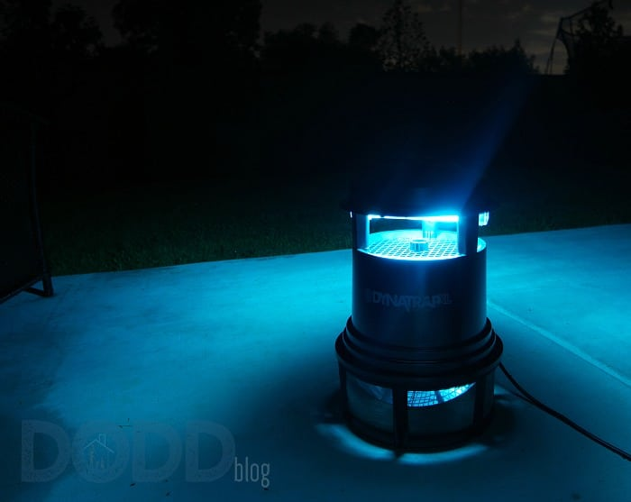 Living Outdoors Free Of Bugs With The Dynatrap Dt2000xlp