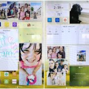 Samsung Hub 2 Display