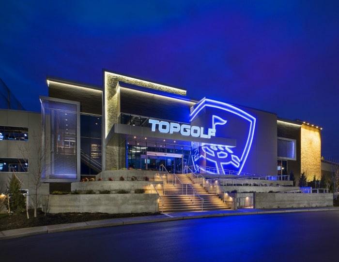 TopGolf Dallas