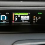 Tech options on the 2017 Toyota Prius Four Touring