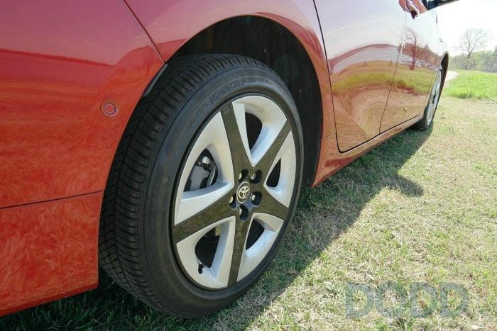 Toyota Prius Four Touring