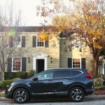 Ten Reasons to Love Honda's 2017 CR-V Touring