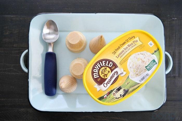 Mayfield Lemon Ice Box Pie