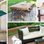 20 Inspiring DIY Outdoor Table Ideas