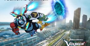 Voltron Legendary Defender to San Diego Comic-Con