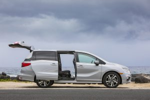 Level Up Your Parenting Game with the Honda Odyssey Elite