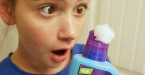 Acne Triple Clear Bubble Foam Cleanser