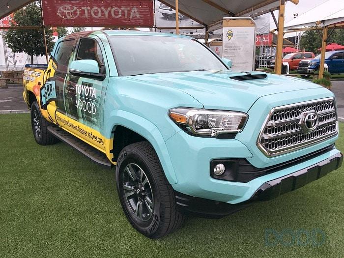 Toyota Tacoma SBP
