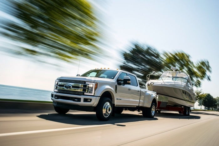 New 2018 Ford F-Series Super Duty Limited Sets Bar for Luxury, Technology