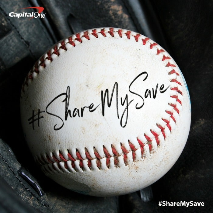 CapitalOne ShareMySave