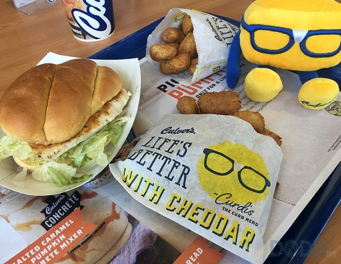 Culvers Cheese Curds