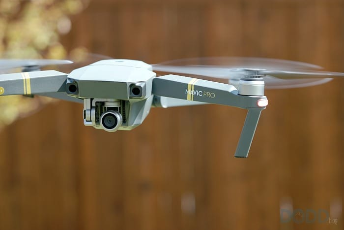 DJI Mavic Pro: Drone Pilot's Dream and it is Perfect for the Holidays