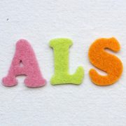 ALS (Amyotrophic Lateral Sclerosis) medical concept