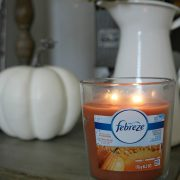 Invite Fall into the Home with a Fresh Fall Pumpkin Febreze Candle